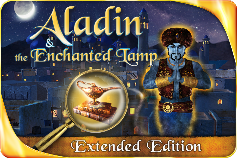Screenshot Aladin and the Enchanted Lamp – Extended Edition – HD