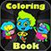 Coloring Book Pro for Bubble Guppies, Ben 10, Minion Rush